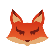 The Radar Fox Icon