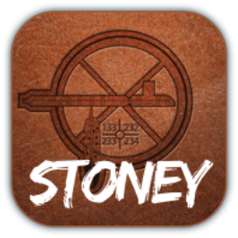 Stoney Language Dictionary app icon